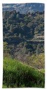 Ridge View Beach Towel