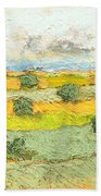 Ridge Vista Beach Towel