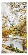 Riga Central Park Beach Towel