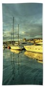 Rijekan Reflections Beach Towel