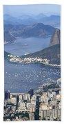 Rio De Janeiro 1 Beach Towel