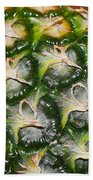 Ripe And Green Beach Towel