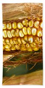 Ripe Corn Beach Towel