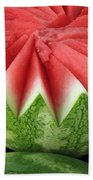 Ripe Watermelon Beach Towel
