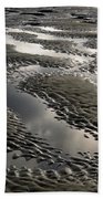 Rippled Sand Beach Towel
