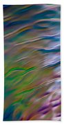 Ripples In Time Beach Towel