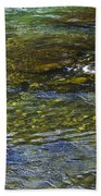 River Water 2 Beach Towel