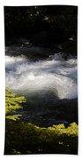 River's Ebb Beach Towel