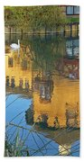 Riverside Homes Reflections Beach Towel