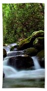 Roaring Fork Waters Beach Towel