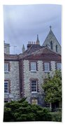 Rochester Cathedral Cafe Beach Towel