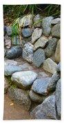 Rock Bench Beach Sheet
