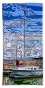 Rock Canyon Beach Towel