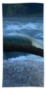 Rock Rapids Two Beach Towel