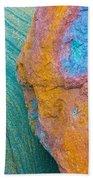 Rock Skin Beach Towel
