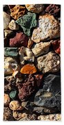 Rock Wall Beach Towel