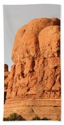 Rockformation Arches Park Beach Towel