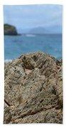 Rockin' The Caribbean Beach Towel