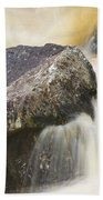 Rocks And Rapids #2 Beach Towel