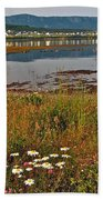 Rocky Harbour-nl Beach Towel