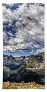 Rocky Mountain Dreams Beach Towel