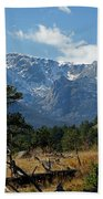 Rocky Mountain High Beach Towel
