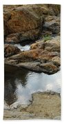 Rocky Road Beach Towel