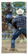 Rodeo Easy Does It Beach Towel