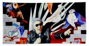 Roger Waters-the Wall Beach Sheet