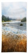 Rogue River Beach Towel