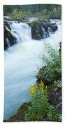 Rogue River Falls 5 Beach Towel