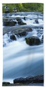 Rogue River Falls 9 Beach Towel