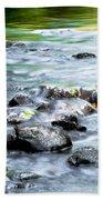 Rolling Brook Beach Towel