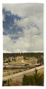 Rollinsville Colorado Beach Towel
