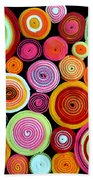 Rolls Beach Towel by Delphimages Photo Creations