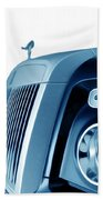 Rolls Royce 7 Beach Towel