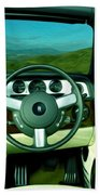 Rolls Royce 8 Beach Towel