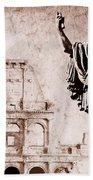 Roman Empire Beach Towel
