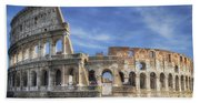 Roman Icon 8x10 Beach Towel