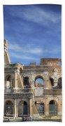 Roman Icon Beach Towel