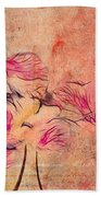 Romantiquite - 44bt22 Beach Towel