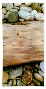 Rombos Beach Towel
