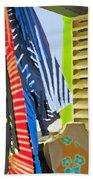 Romney Window Beach Towel