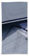 Roof Lines - Montague Island - Australia Beach Towel