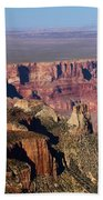 Roosevelt Point Landscape Beach Towel