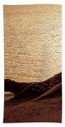 Roots Beach Towel