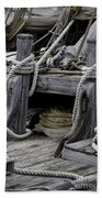 Rope Course Beach Towel
