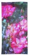 Rose 188 Beach Sheet