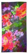 Rose 192 Beach Towel
