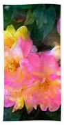 Rose 211 Beach Towel